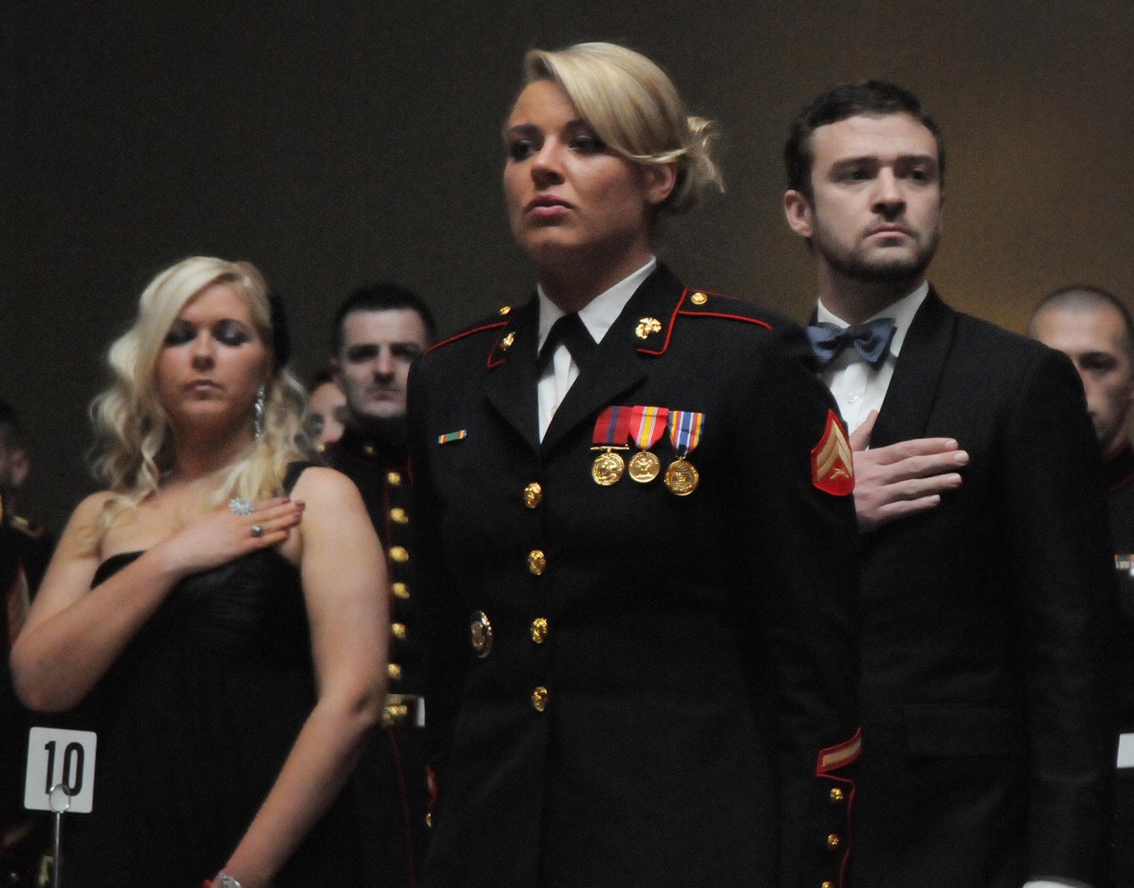 Military Ball Women