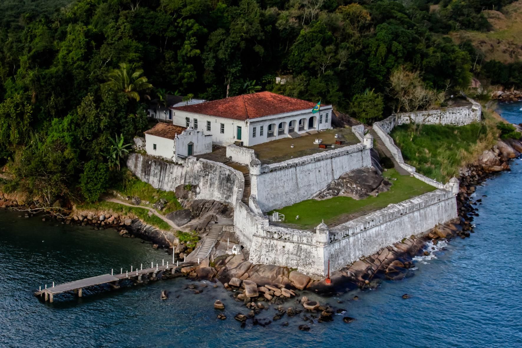 Fortaleza de Santo Amaro da Barra Grande – Wikipédia, a enciclopédia livre