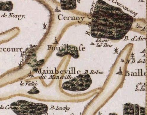 File:Fouilleuse (60) - Carte de Cassini.jpg