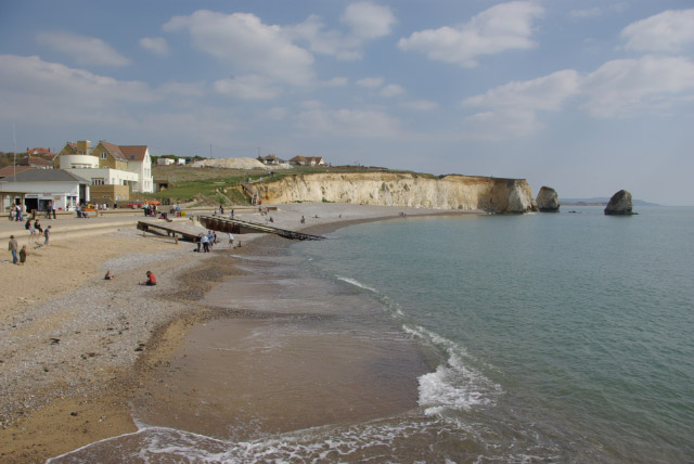 Freshwater Bay - geograph.org.uk - 396510