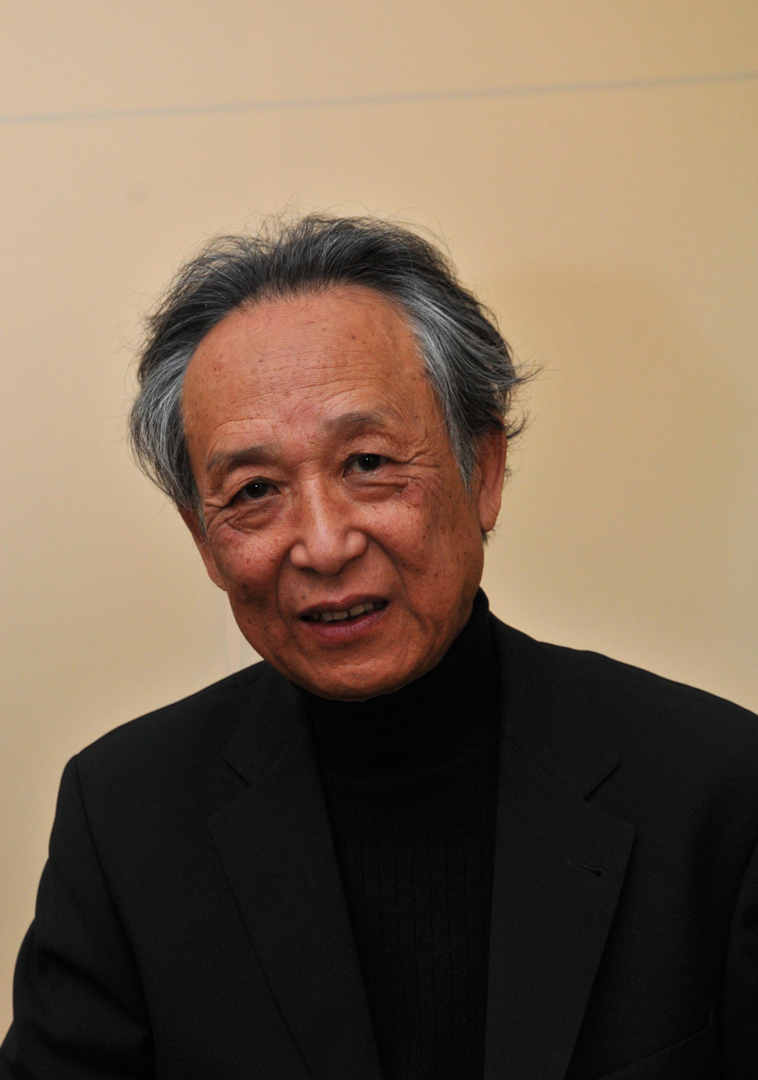 Gao Xingjian Größe