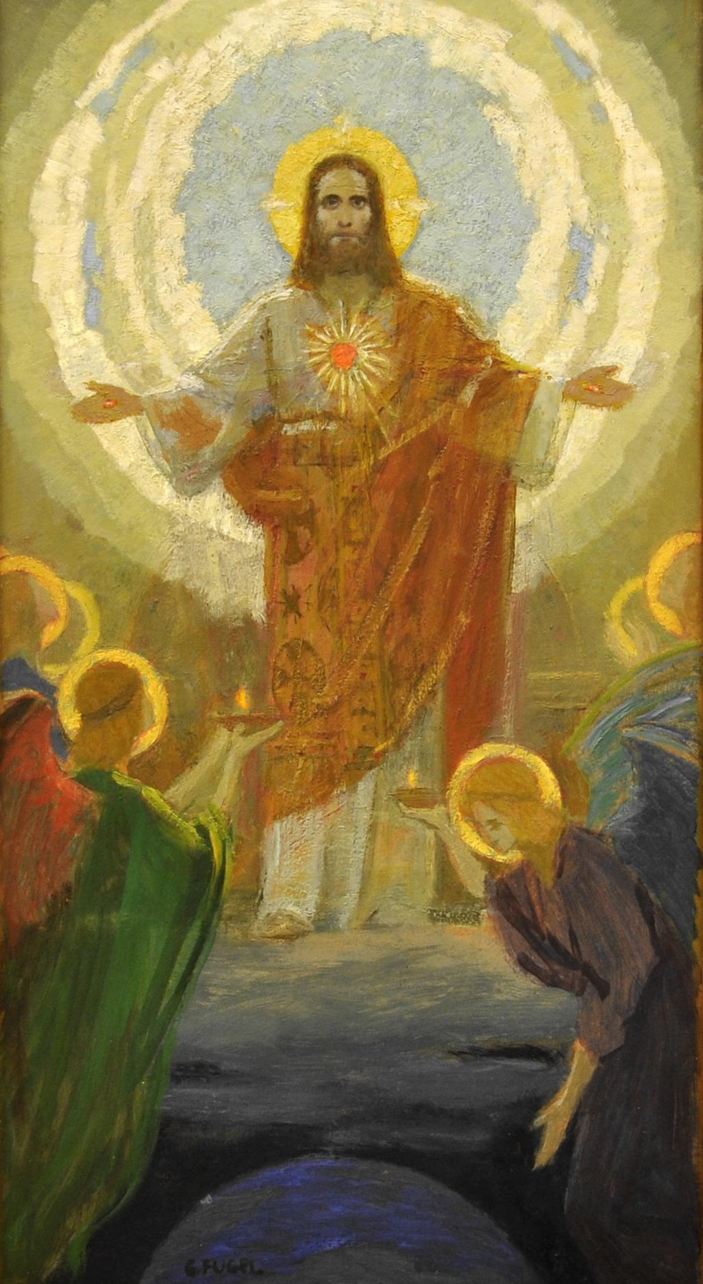 Jesus Darstellung
