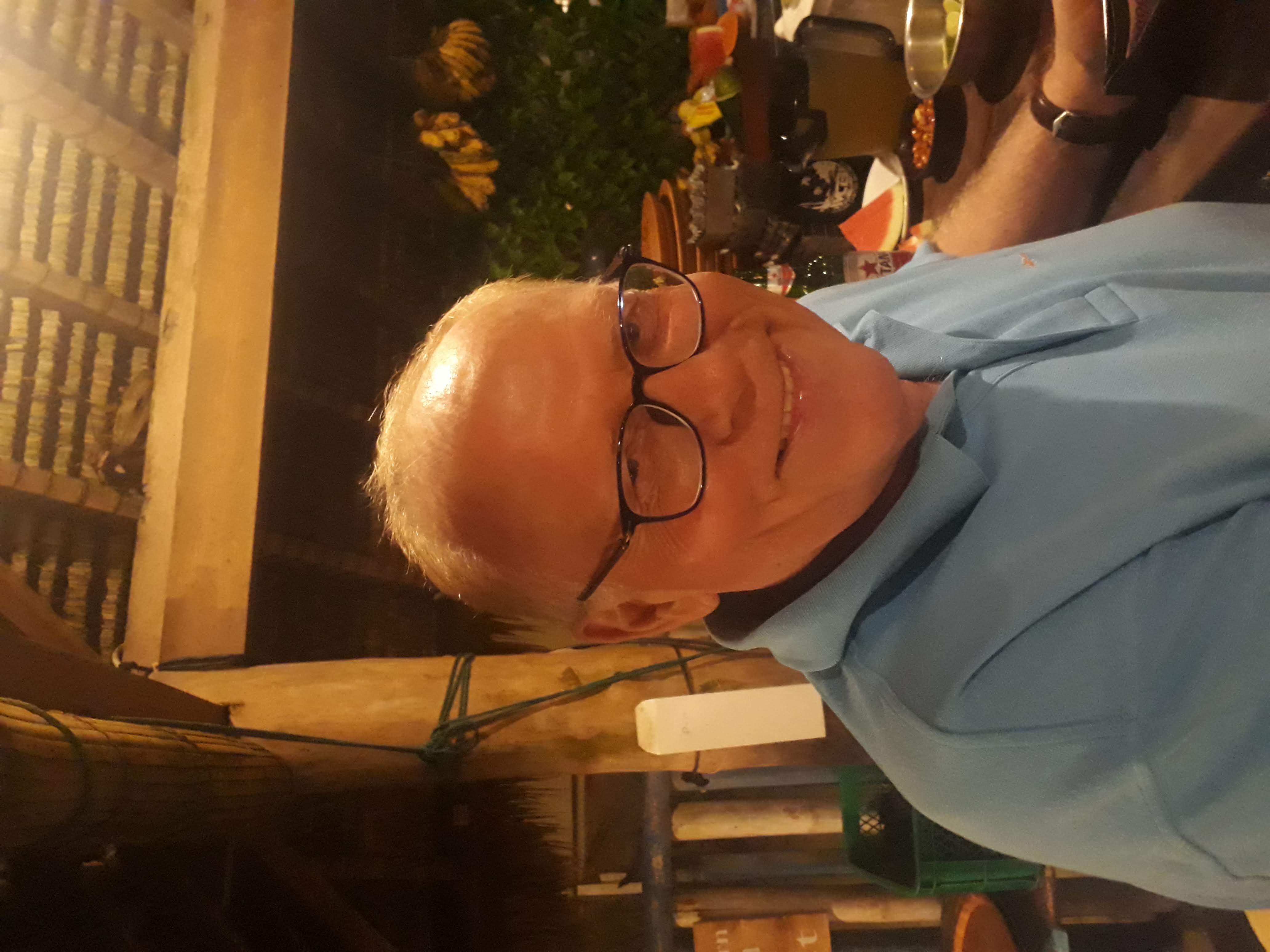 Gilbert Herdt in 2019