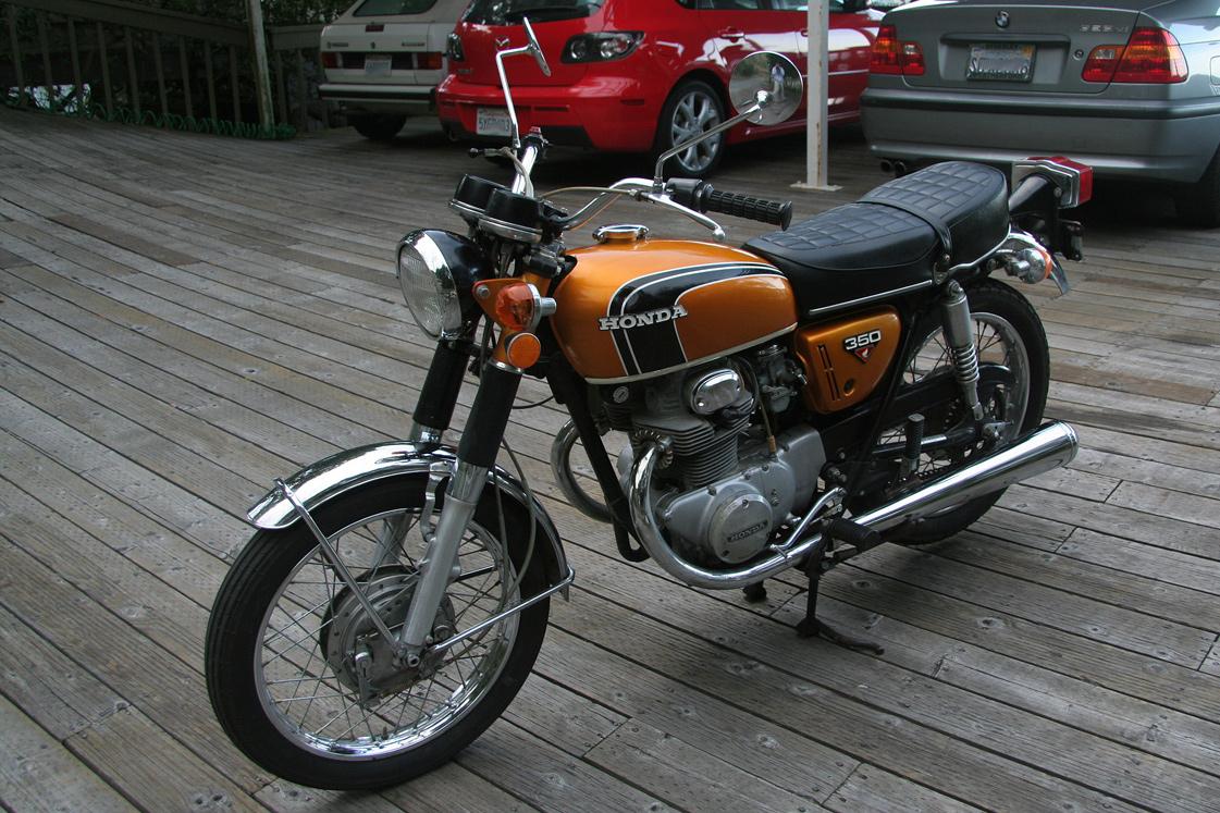 1973 Honda Cb350 Craigslist