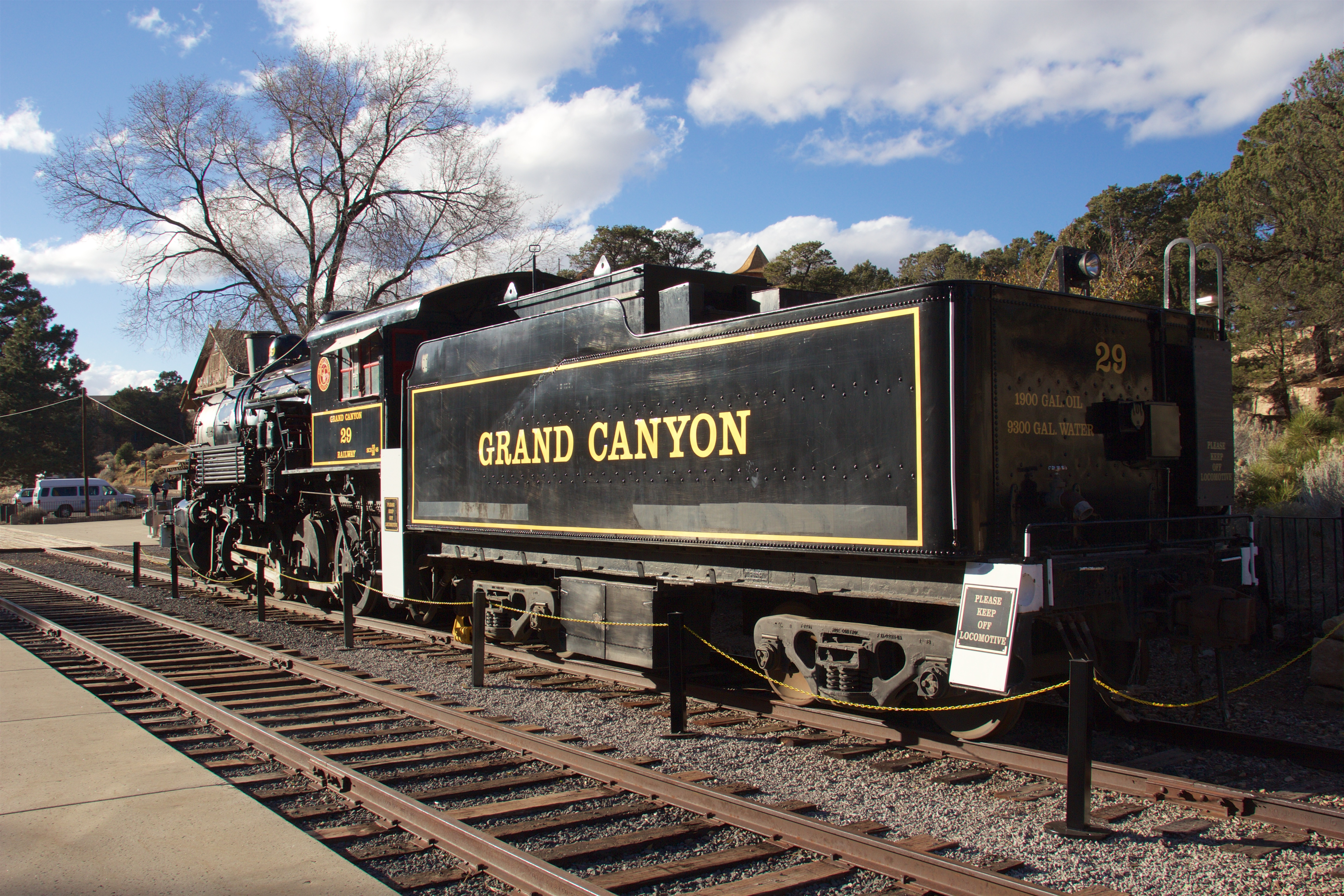 Grand Canyon Railroad Tours Review