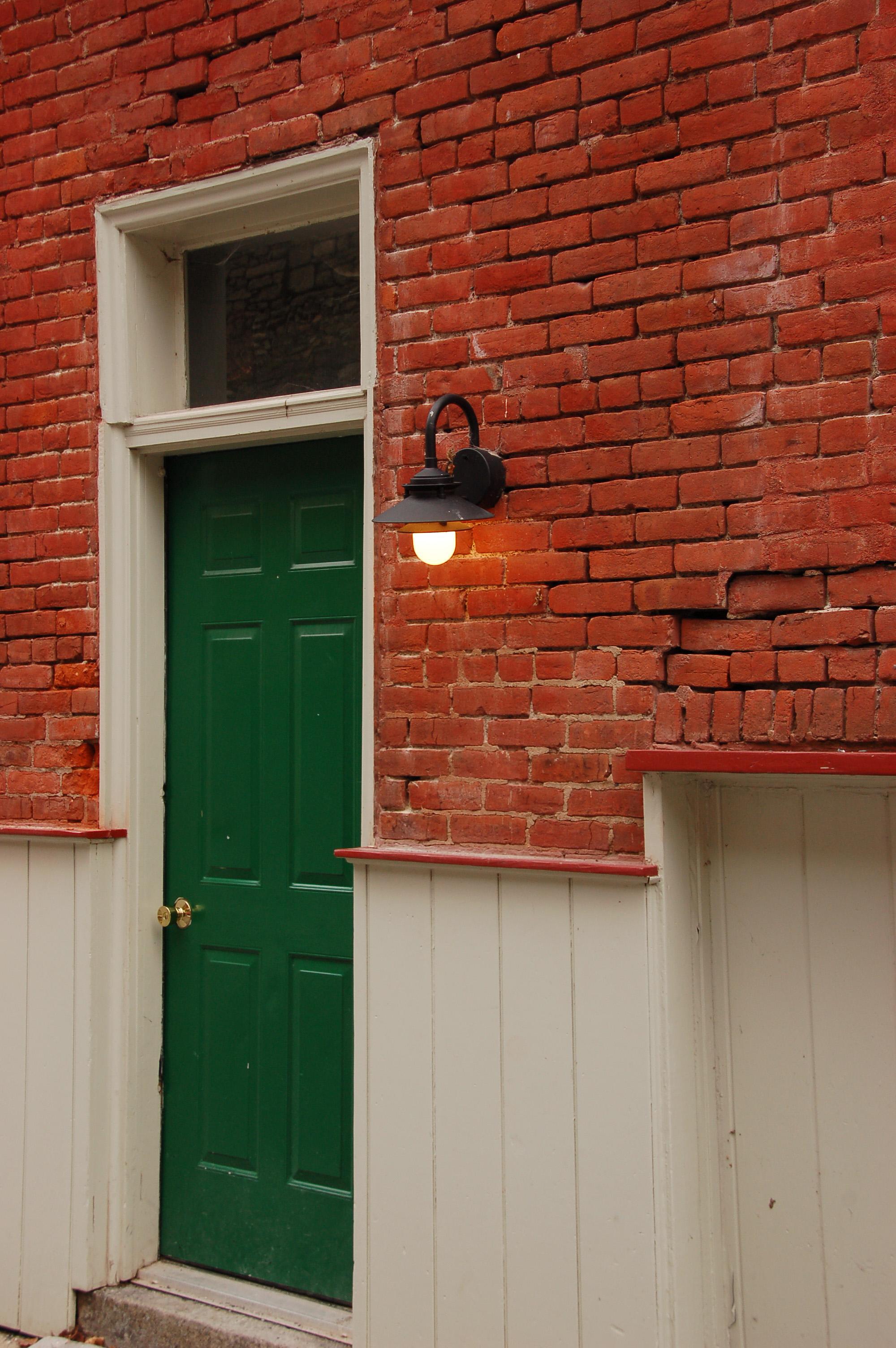 Blue Front Door File Green Door Red Bricks 2000px Jpg Wikimedia Commons