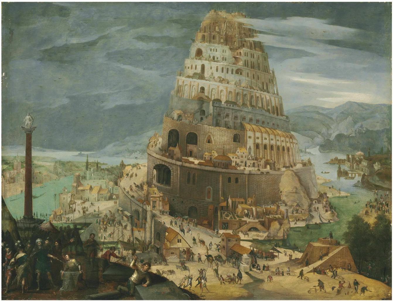 Babylon Die Große Ist Gefallen