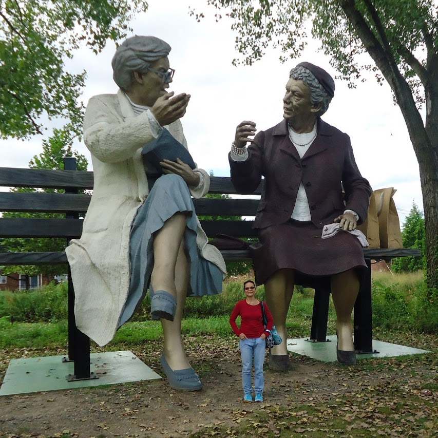 Garden Statues Nh: Weird Places IRL