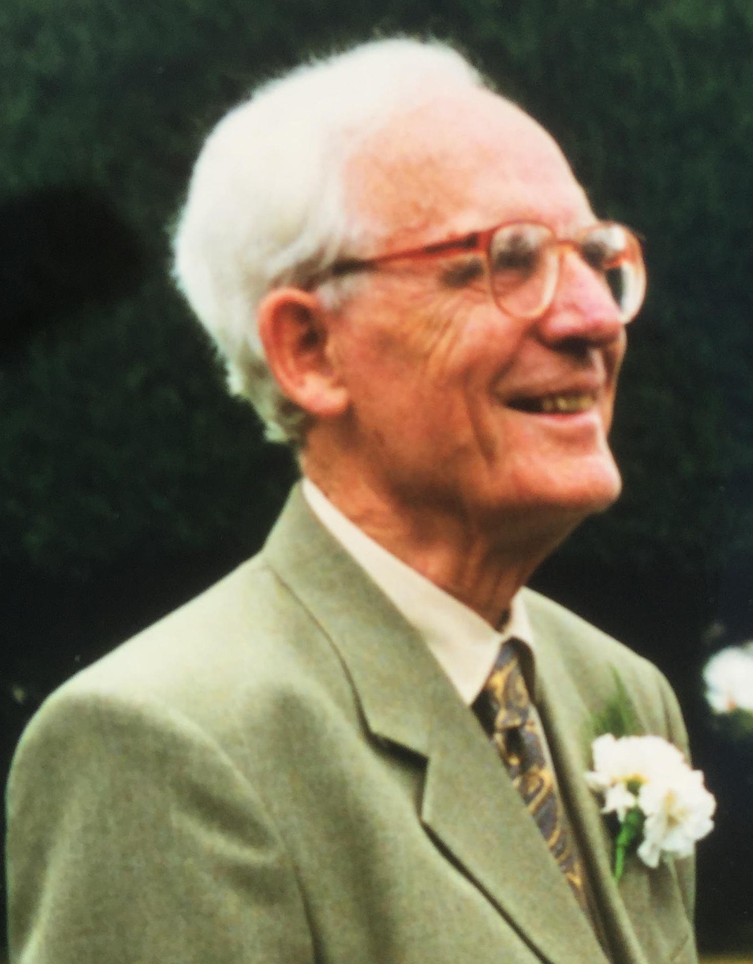 Harry Blamires 1998
