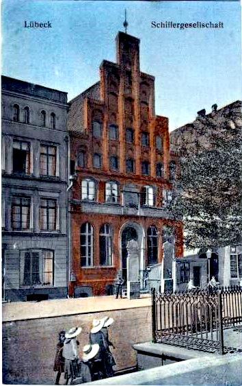 Schiffergesellschaft (Lübeck)