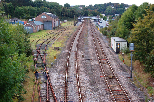 Haverfordwest Railway Station Wikipedia