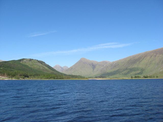 File:Head of the Loch - geograph.org.uk - 1333350.jpg