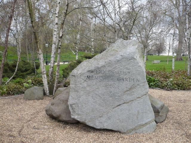 Hyde Park Monuments Memorial Garden Hyde Park