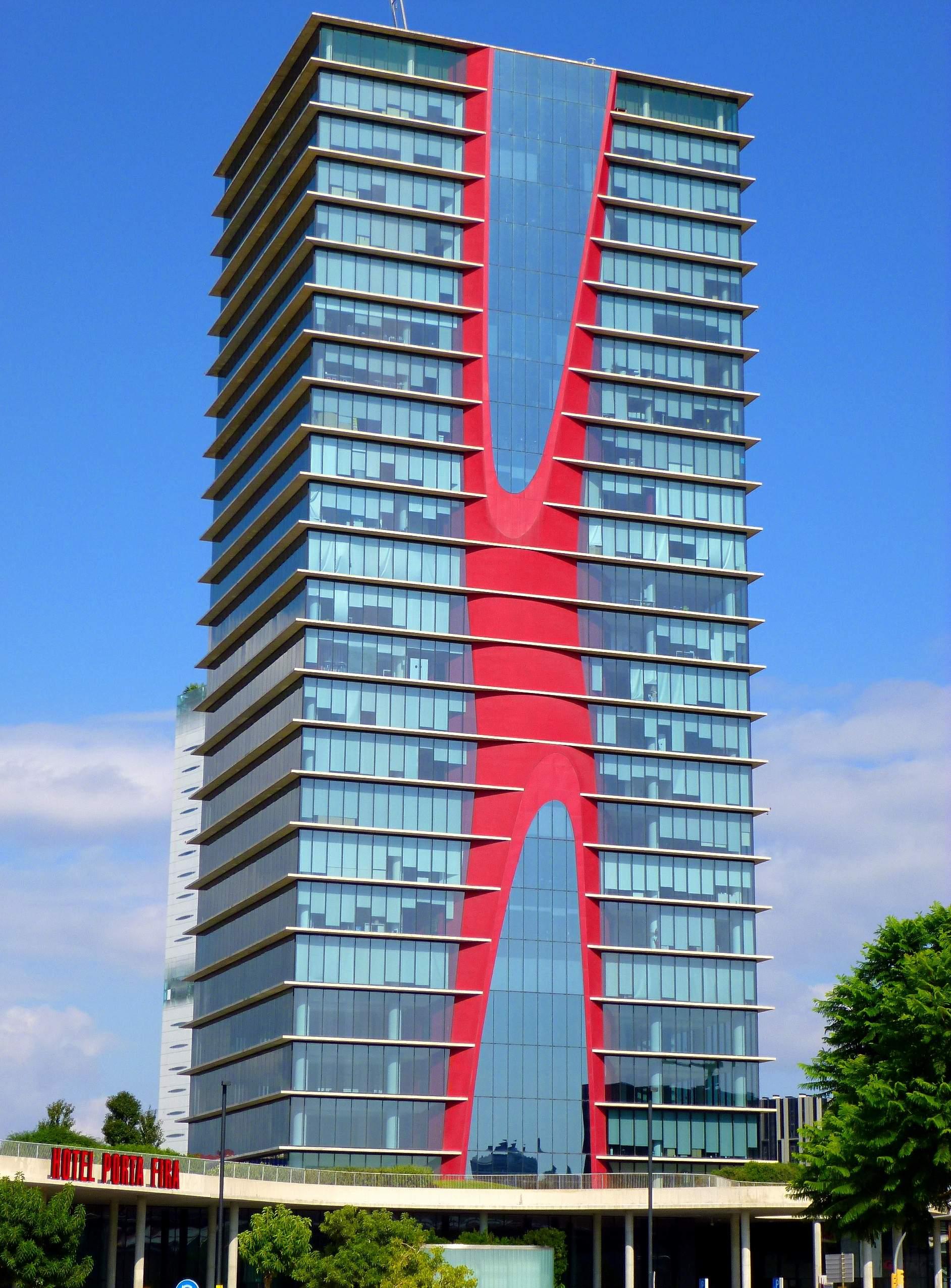 File hospitalet de llobregat plaza de europa torres de - Muebles en hospitalet de llobregat ...