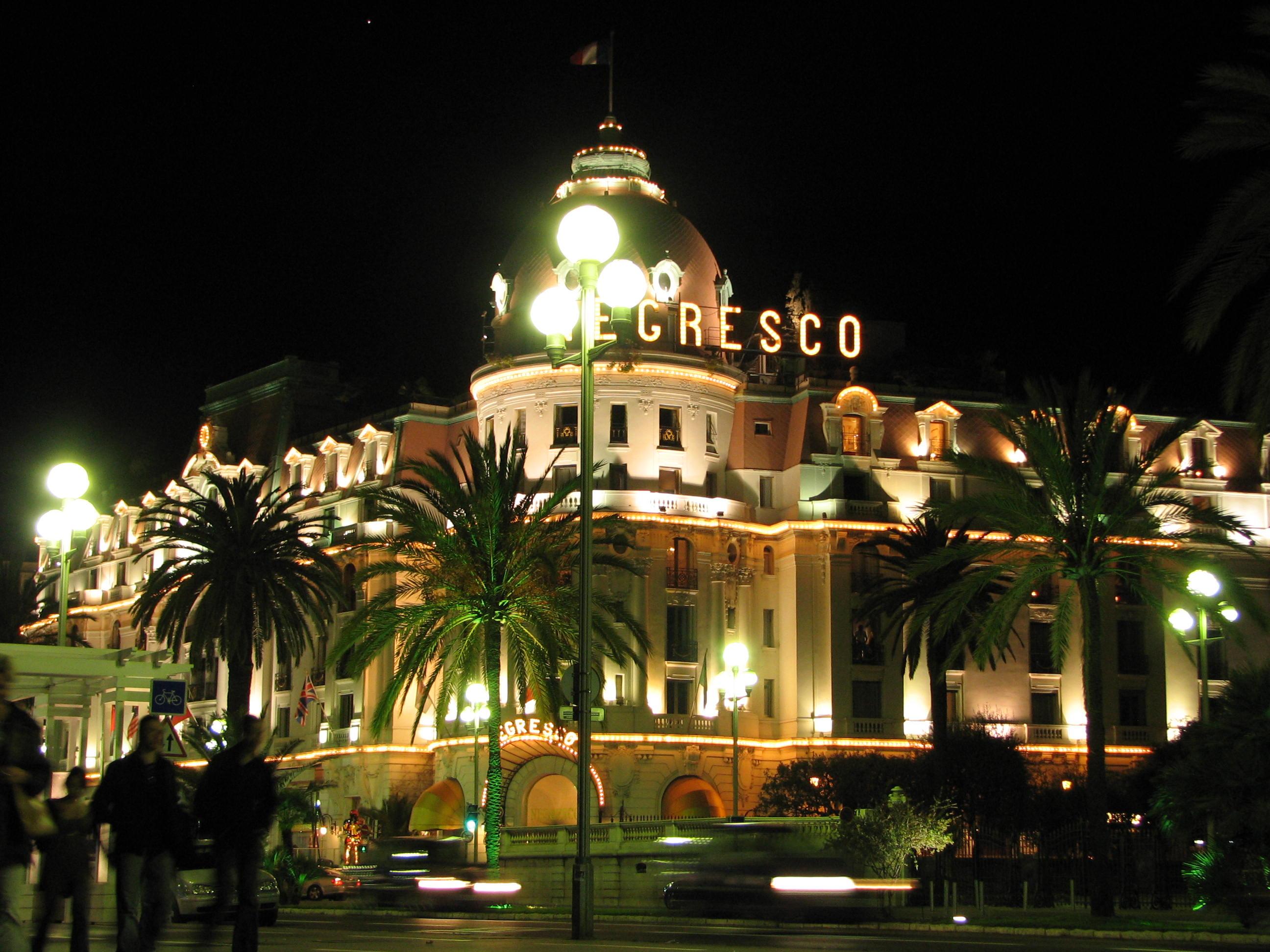 File hotel negresco 2 jpg wikipedia for Hotel le france
