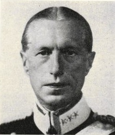 Hugo Gadd Swedish military personnel