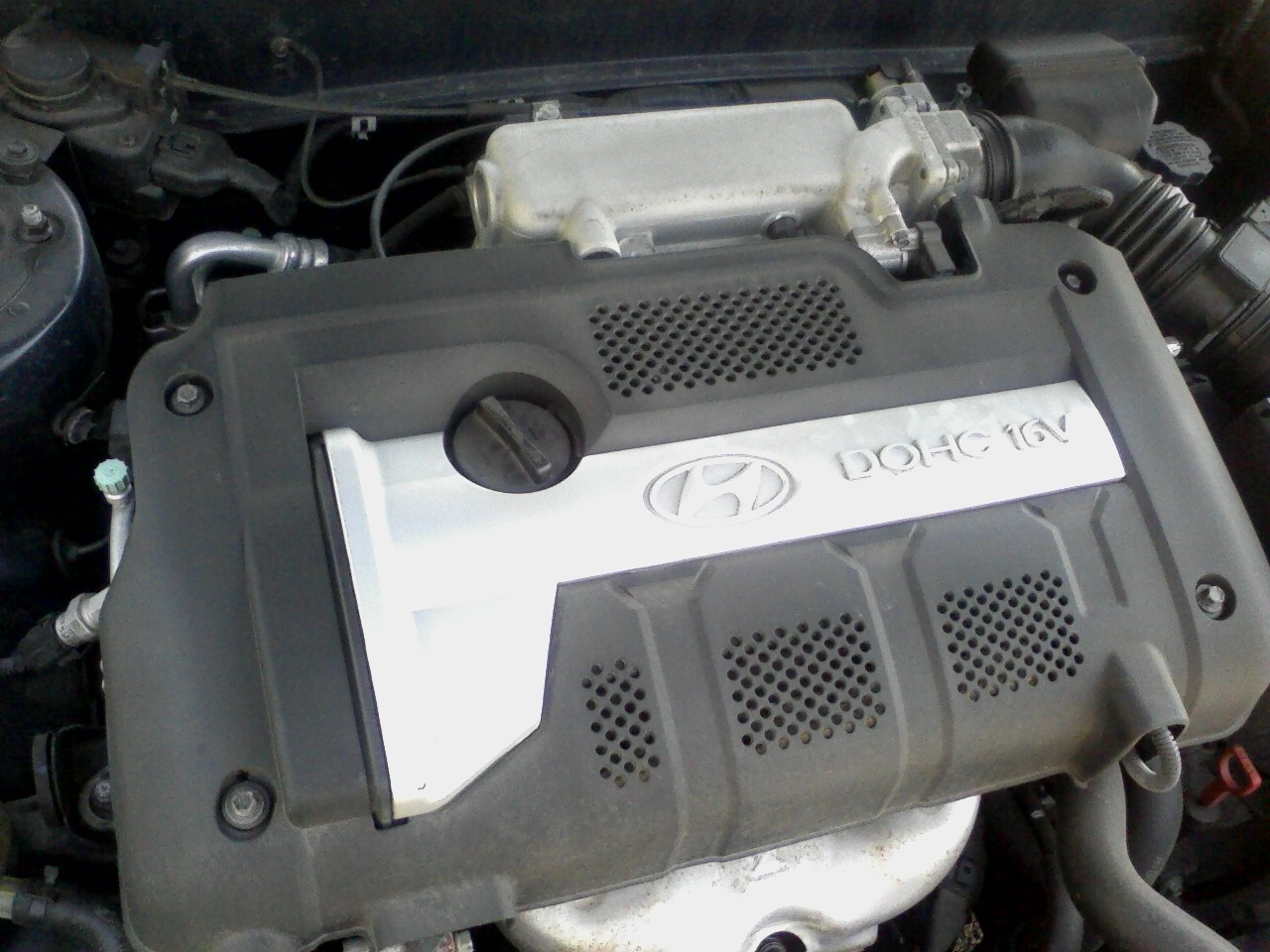 Hyundai Beta Engine 2 0l Hyundai Free Engine Image For