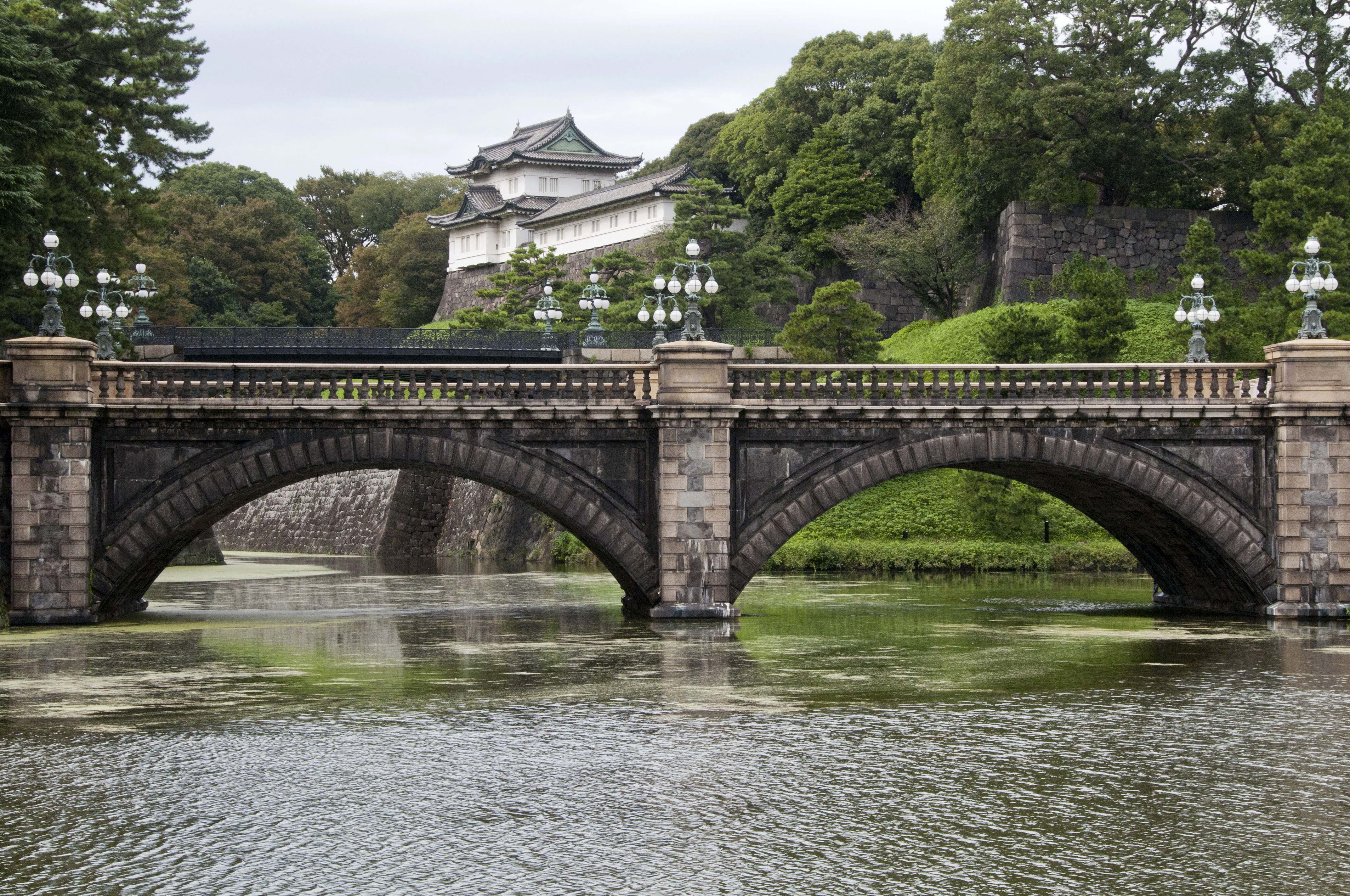The Imperial Palace - tokyo