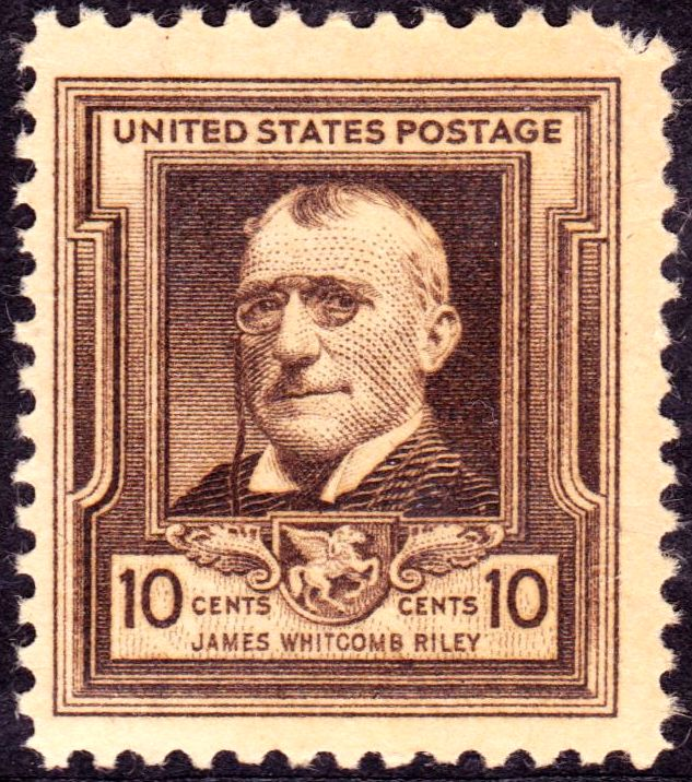 Fun Facts Friday: James Whitcomb Riley