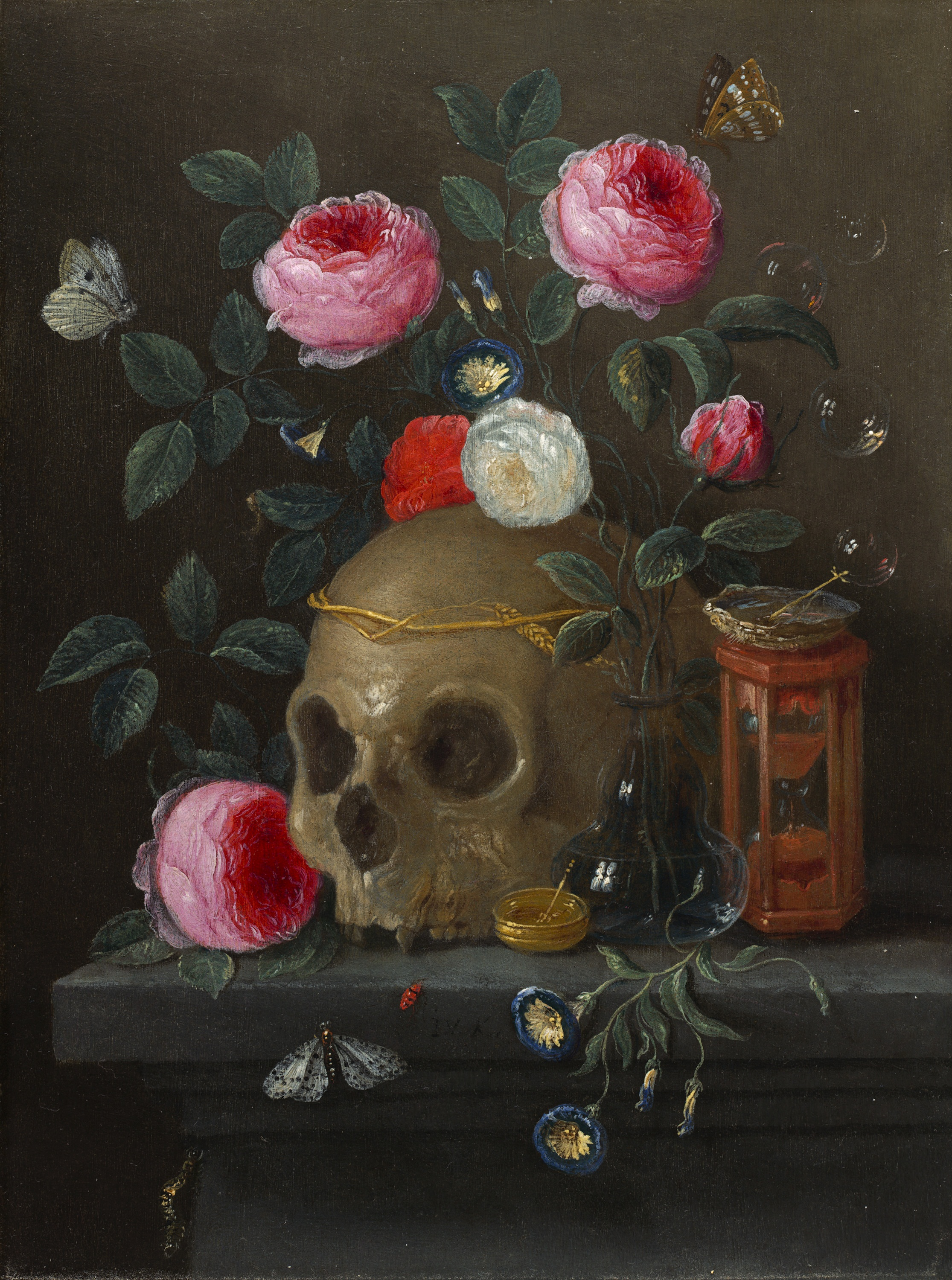 Skull Paintings Famous Artists