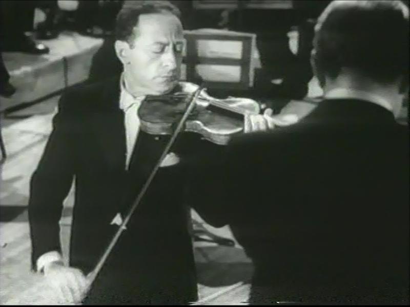 Jascha Heifetz links