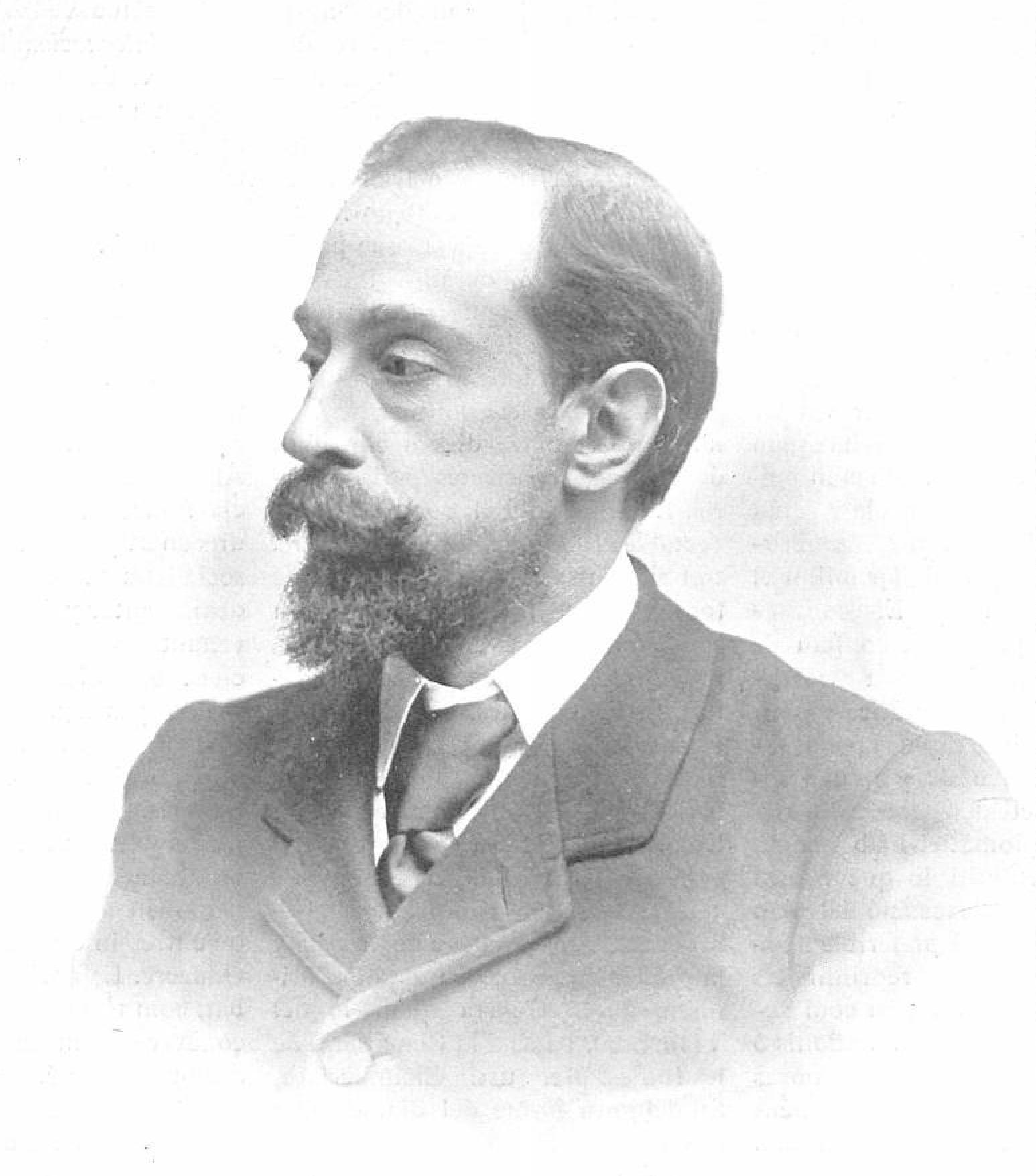 Maragall en La Ilustració Catalana (1903)