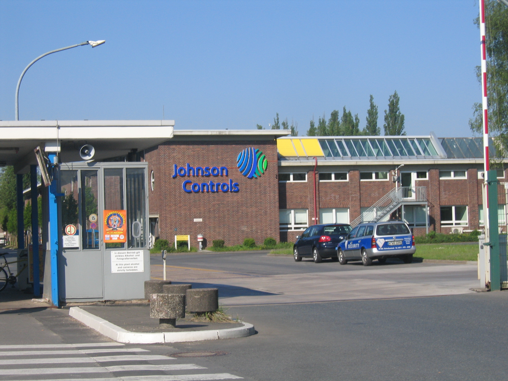 Johnson Controls – Wikipedia