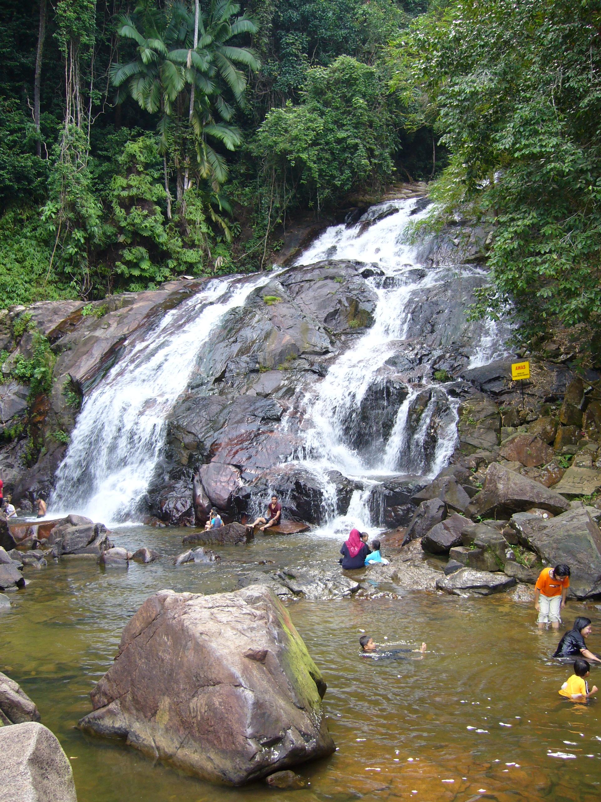 Air Terjun Kota Tinggi Wikipedia Bahasa Indonesia Ensiklopedia Bebas