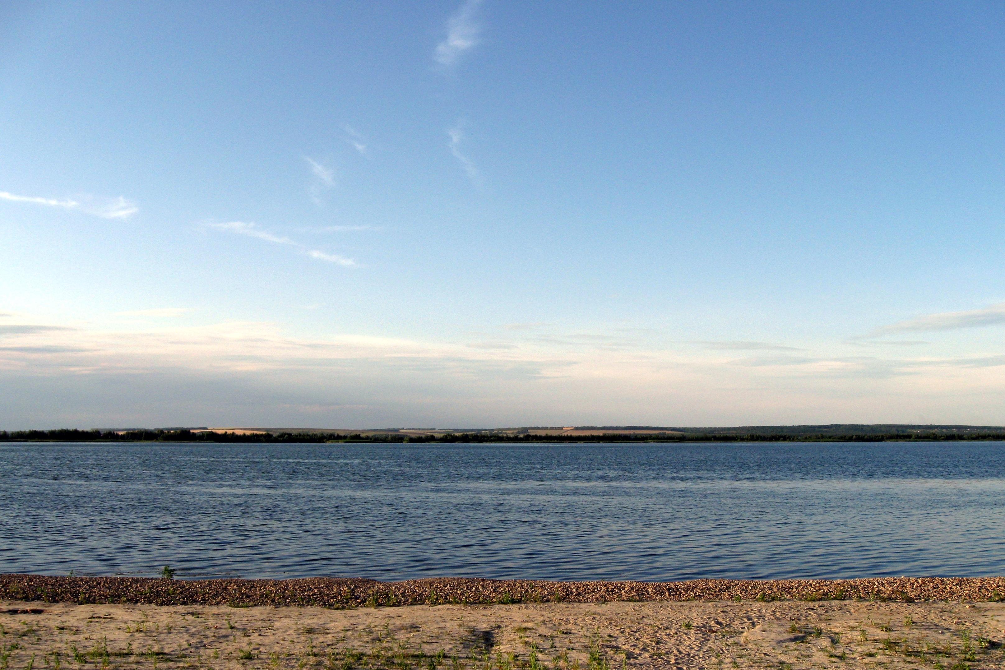 Курян предупреждают об опасности купания в Курчатовском «море»