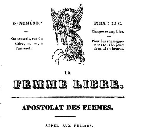 Libre femme