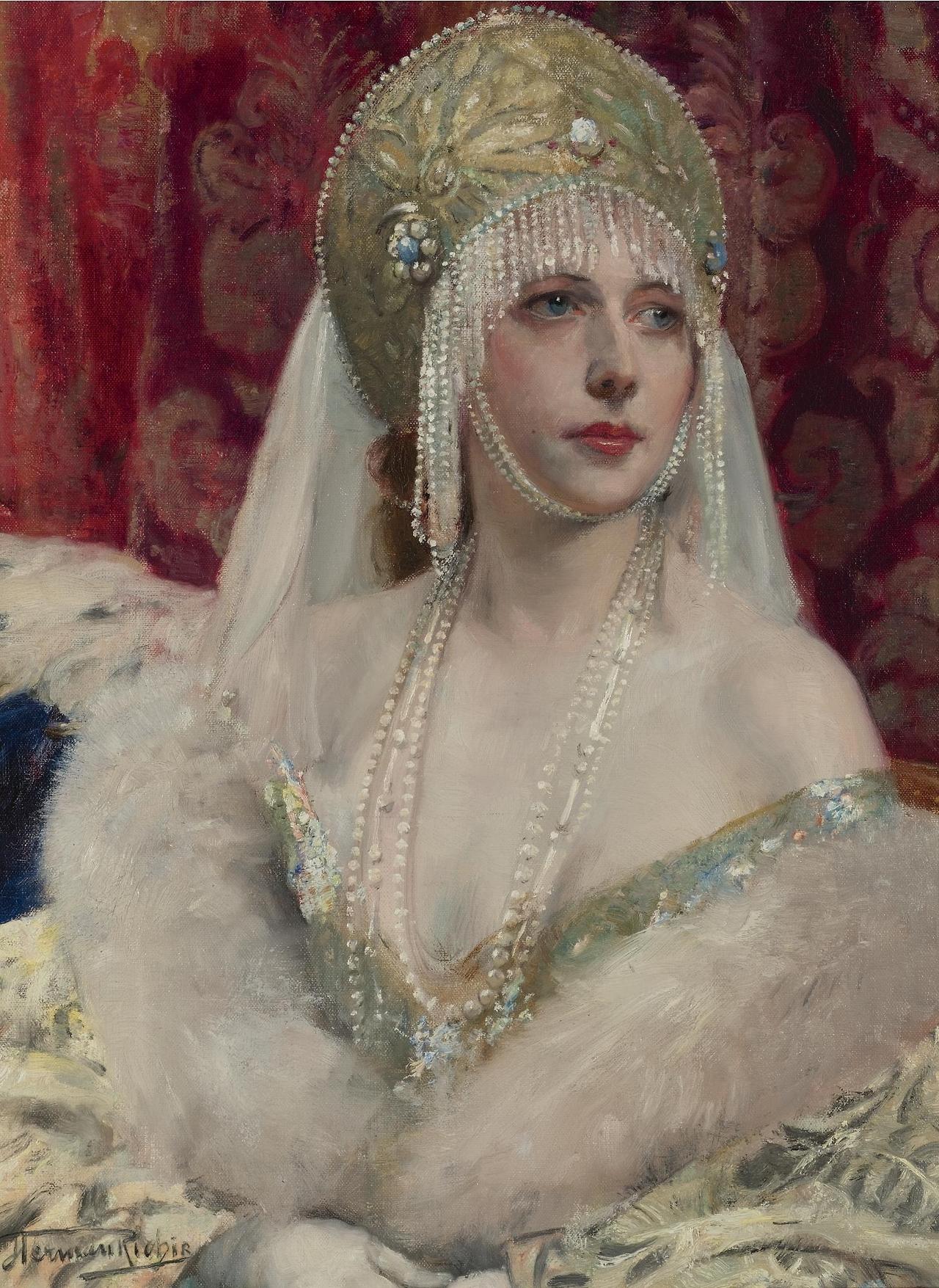 Snow Fairy (1918), Herman Jean Joseph Richir (Belgian 1866-1942)