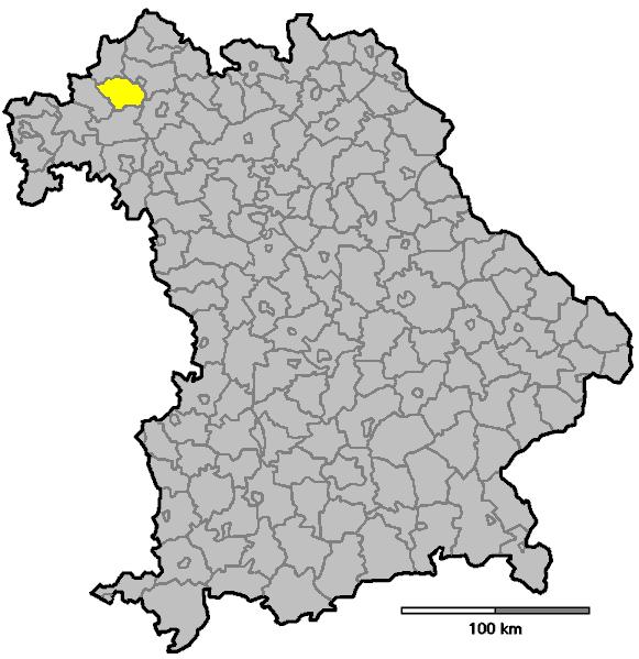 File Landkreis Hammelburg Png Wikimedia Commons