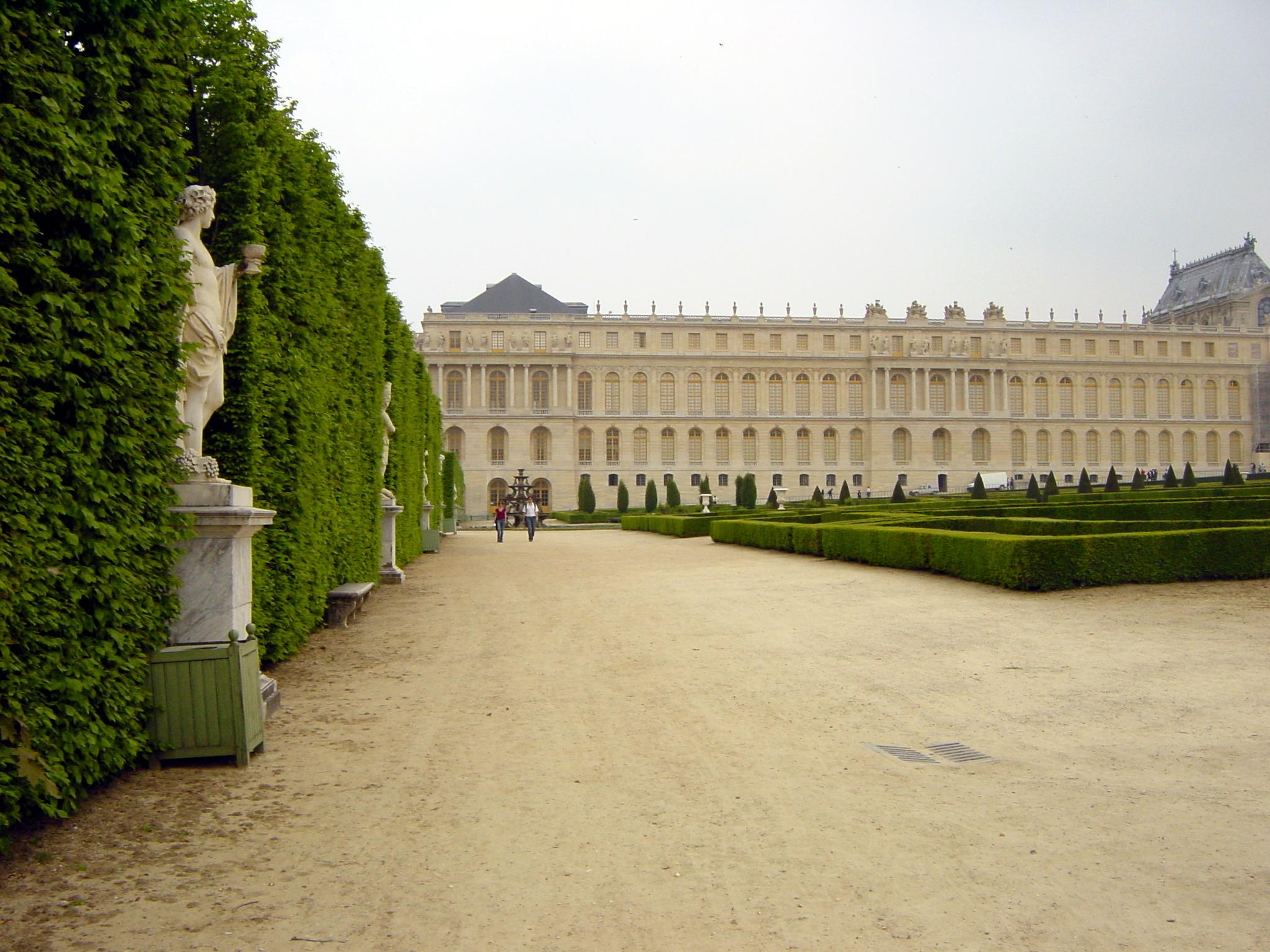 File le chateau de versailles - Photo chateau de versailles ...