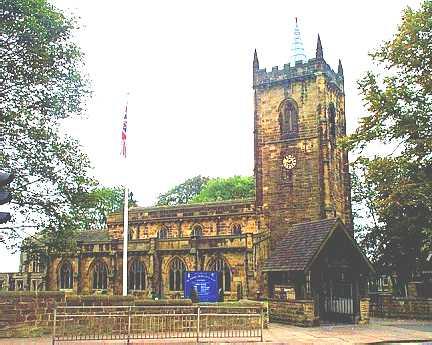 Church S Leeds Shoes