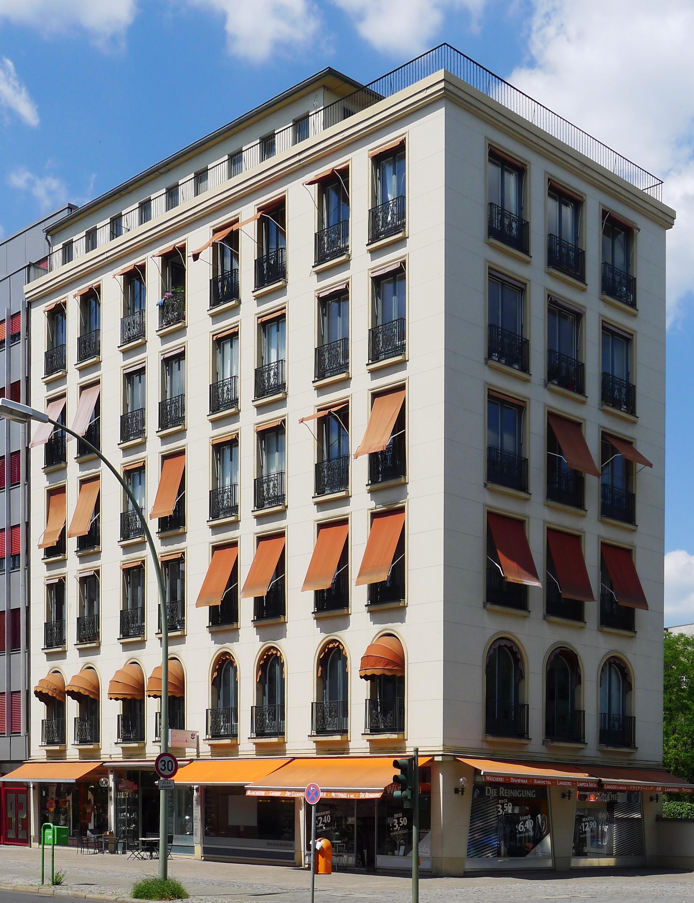 file lietzenburger stra e 90 berlin charlottenburg jpg wikimedia commons. Black Bedroom Furniture Sets. Home Design Ideas