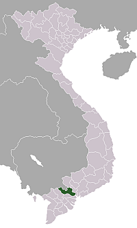 Файл:LocationVietnamLongAn.png