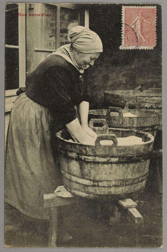 fontaine de nettoyage