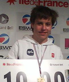 Av3k Polish electronic sports player