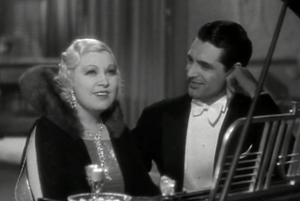 Mae West Cary Grant I'm No Angel