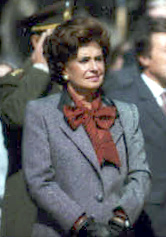 María Lorenza Barreneche Former first lady of Argentina