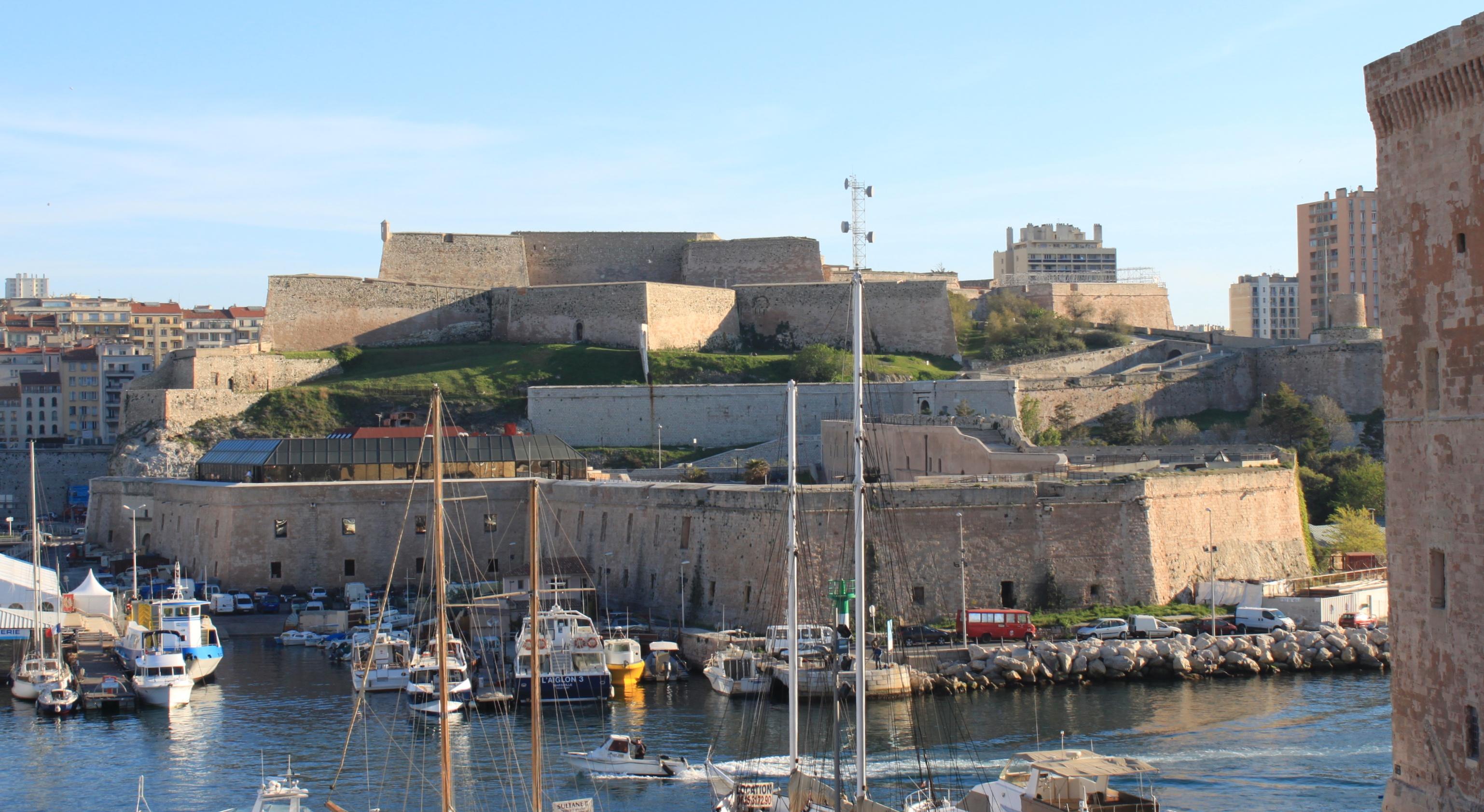 Image result for St. Nicholas Fort marseille
