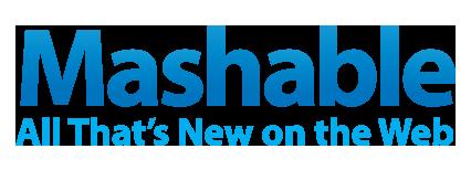 Mashable Social Netwroking News logo