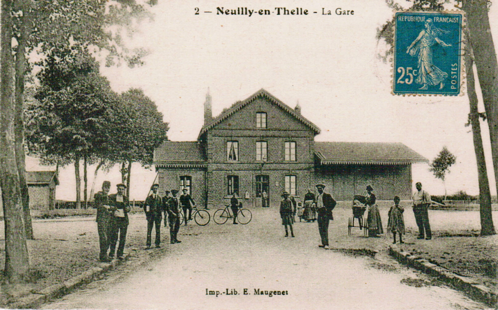 Rencontre neuilly en thelle