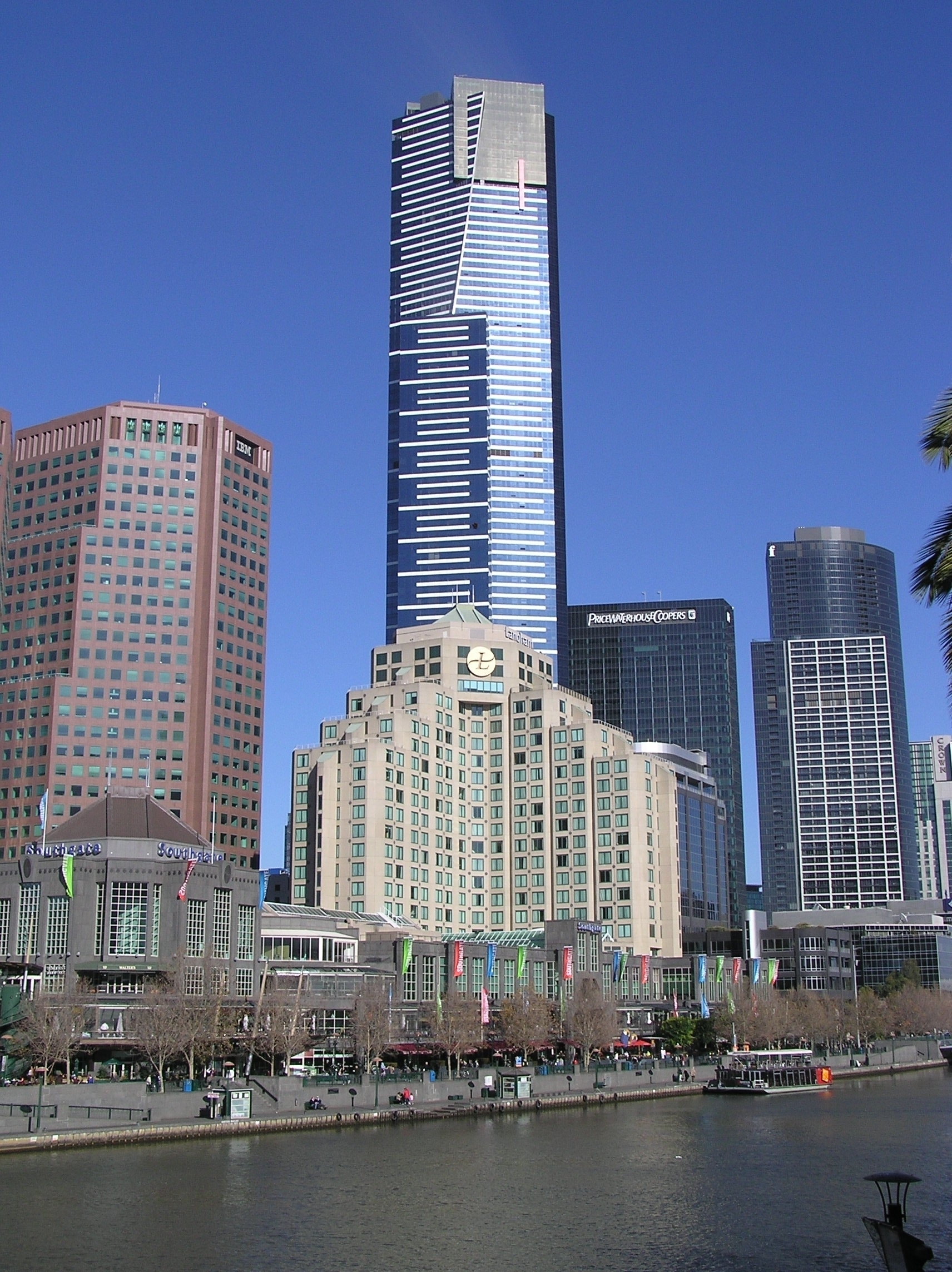 FileMelbourne Sheraton Hotel at South Bank of the Yarra