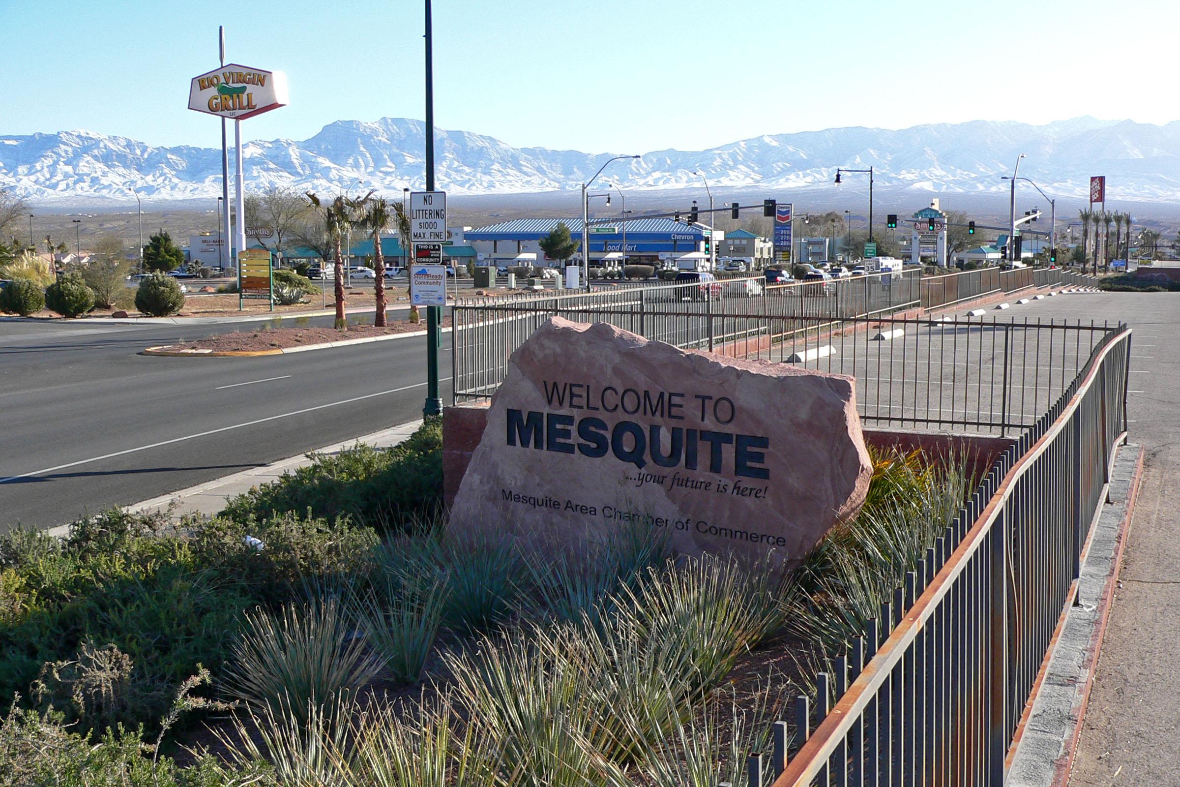 Mesquite Nevada datingdating alvorlig eller ikke