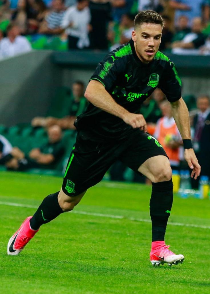 Mihailo Ristić (footballer) - Wikipedia