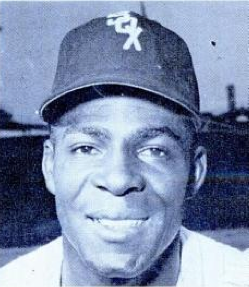 Miñoso with the White Sox in 1953