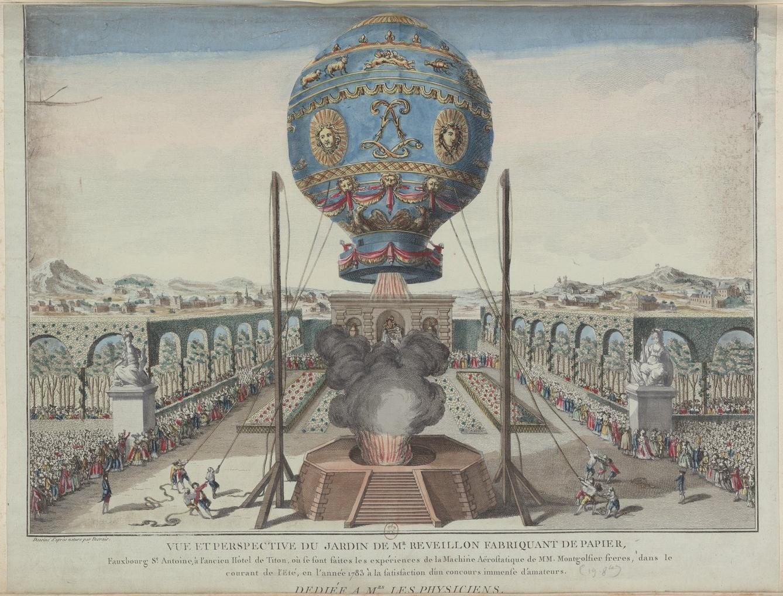 Montgolfiere 1783