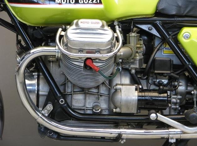 Moto Guzzi V Cafe Racer Review