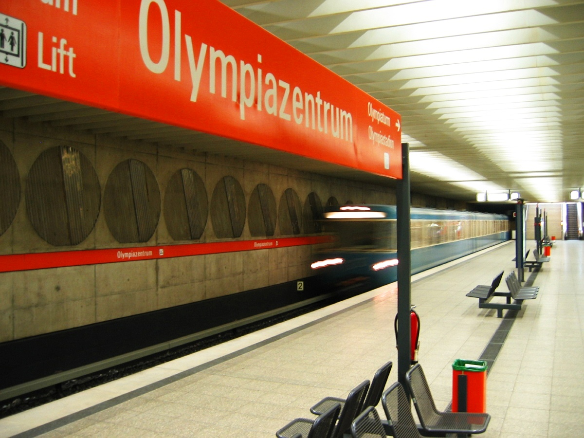 Olympiazentrum Munich U Bahn Wikipedia